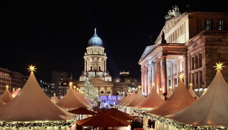 Weihnachtszeit in Berlin: 3 Tage im 4* Hotel inkl. Frühstück und Glühwein ab 65€ pro Person