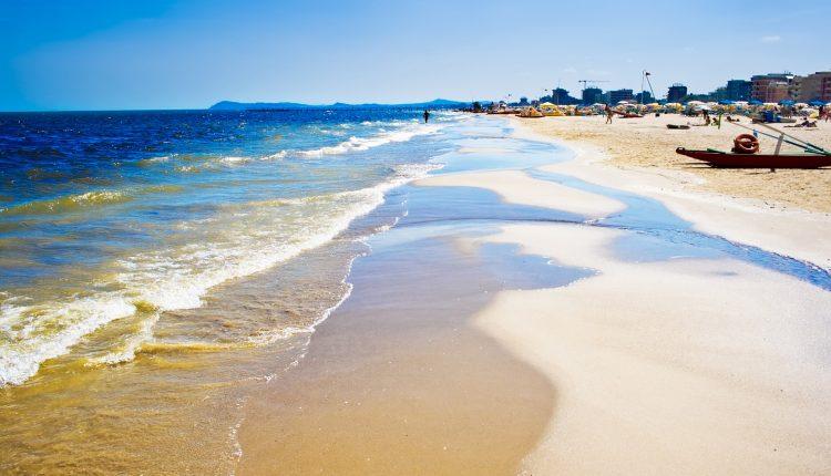 Strandurlaub an der Adria – 1 Woche im 3*Hotel inkl. Vollpension, Strandservice und Fahrradverleih für 249€