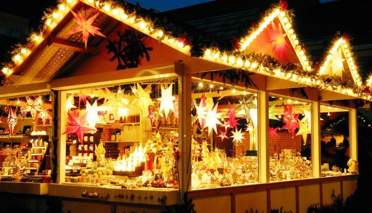 Stuttgart Weihnachtsmarkt.2 Tage Auf Dem Stuttgarter Weihnachtsmarkt 4 Hotel Inkl