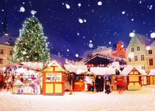 Goslar zur Weihnachtsmarktszeit: Übernachtung im 4* Hotel ab 46,50€ pro Person