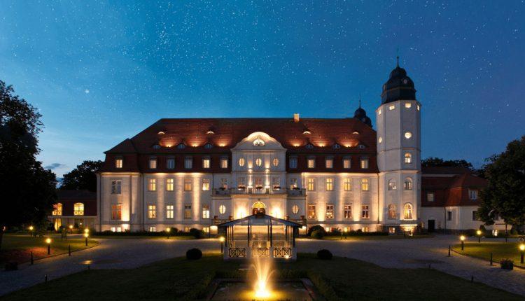 3 Tage im 4* Schlosshotel Fleesensee inkl. Frühstück, Eintritt zur SPAWorld Fleesensee und Nutzung des hoteleigenen Wellnessbereiches ab 119€