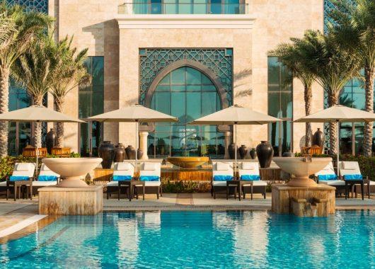 1 Woche Ajman Ende Januar: 5* Hotel inkl. Frühstück, Flug und Transfer ab 655€