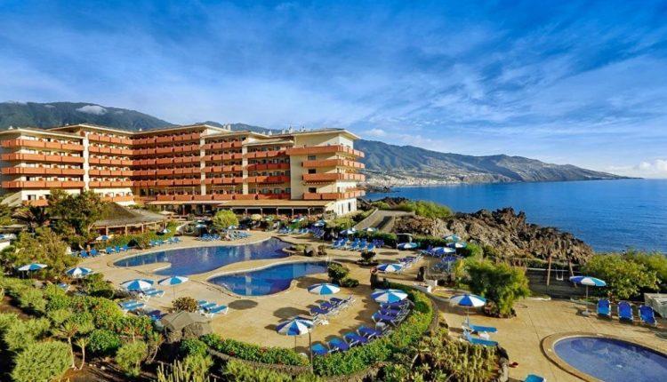 1 Woche La Palma im 4* Hotel inkl. HP, Flug, Rail&Fly und Transfer ab 464€
