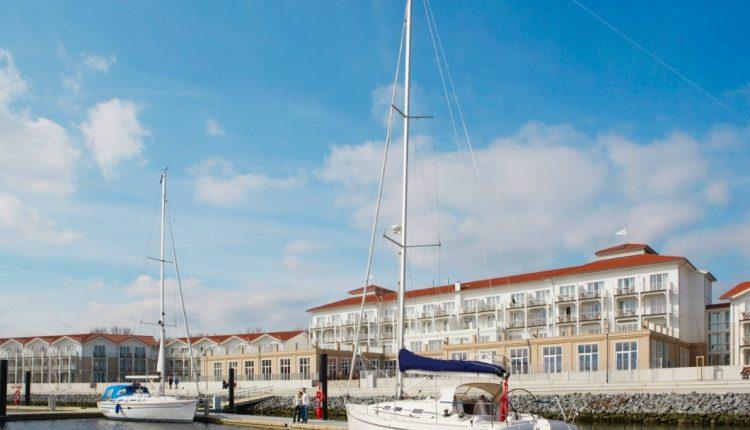 6 Tage Wellness in Boltenhagen: 4* Hotel am Yachthafen inkl. Frühstück und Late Check Out für 229,50€ p.P.