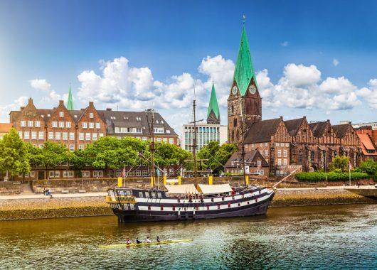Bremen: 3 Tage im Top 4-Sterne Hotel inkl. Frühstück für 69,50€ pro Person