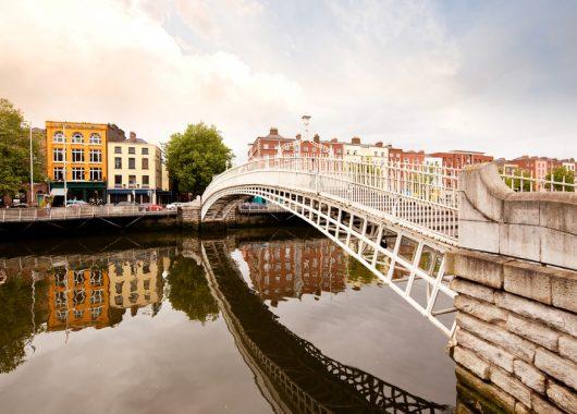 Last Minute: 3 Tage Dublin im 3* Hotel inkl. Frühstück & Flug ab 154€