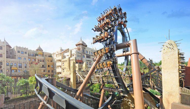 Phantasialand inkl. 3 Tage Köln-Aufenthalt im sehr guten 4* RAMADA-Hotel für nur 209€ für 2 Pers.