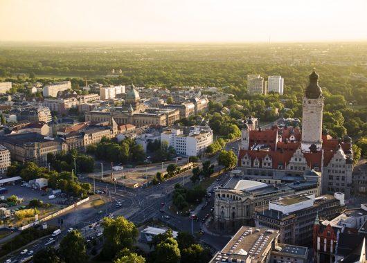Neueröffnung Leipzig im Oktober: 3 Tage im Achat Hotel mit Frühstück und Welcome Drink ab 59€