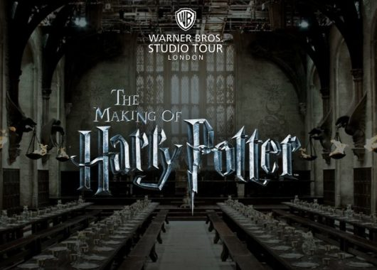Harry Potter Studio Tour inkl. 3-5 Tage London im 4* Hotel ab 95€