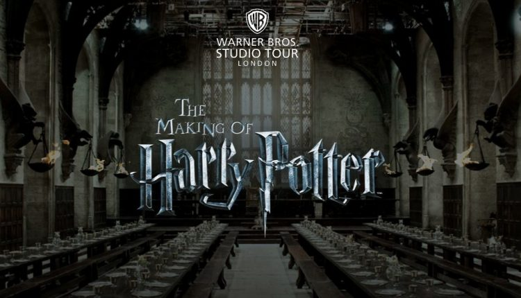 Harry Potter Studio Tour inkl. 3-5 Tage London im 3* Hotel ab 179€