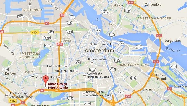 Amsterdam Hotel Eine Woche Zwei Personen