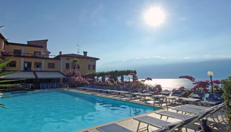 4, 5 oder 8 Tage am Gardasee: 3* Hotel mit Seeblick, Halbpension und Late Check Out ab 109€