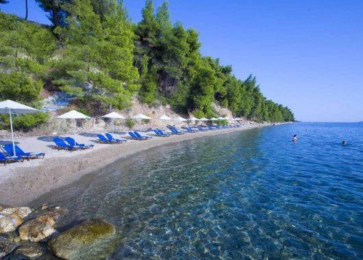 1 Woche Chalkidiki im April: 5* Hotel inkl. Halbpension und Flug ab 330€