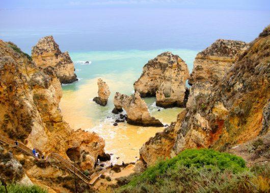 Algarve: Eine Woche im 3* Hotel inkl. Flug und Halbpension ab 219€