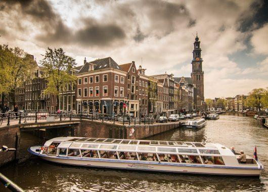 Tagesausflug nach Amsterdam inkl. Stadtrundfahrt für 32€
