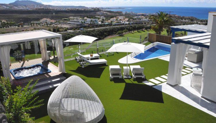 6 Tage in einer Traumvilla mit eigenem Pool auf Teneriffa inkl. Frühstück für nur 349€ pro Person (für 6 Pers.)