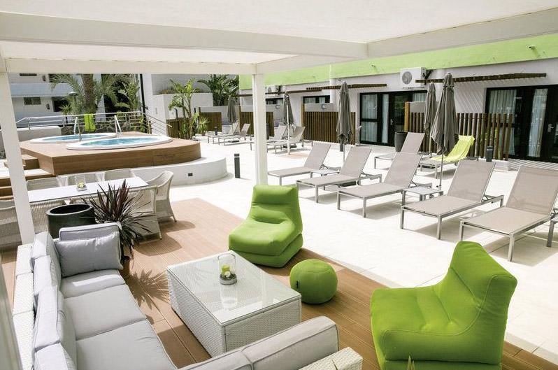 Gran canaria 1 woche im 4 designhotel inkl flug for Designhotel teneriffa