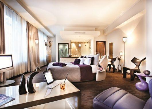 2 Tage Hamburg im 4,5* Design Hotel inkl. Frühstück und Wellness ab nur 69€
