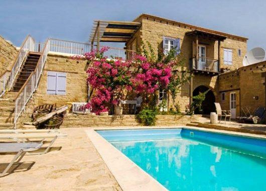 1 Woche Tochni auf Zypern im 3,5* Apartment, Flug, Frühstück und Zugticket ab 326€