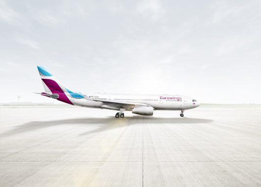 Eurowings: Günstige Flüge ab nur 19,99€