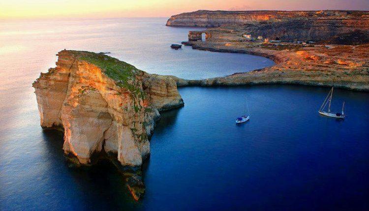 Einwöchiger Pauschalurlaub auf Gozo im 4*Hotel mit Flügen und Frühstück ab 194€