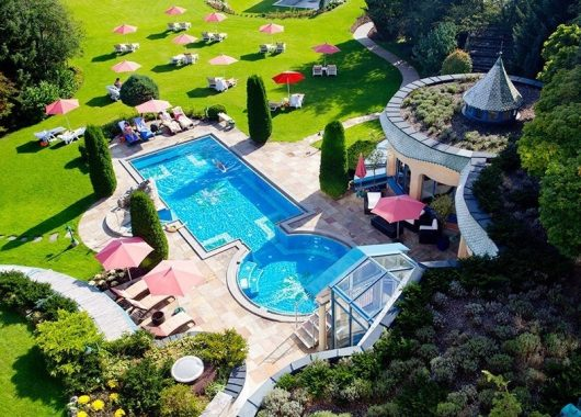 Wellness in Österreich: 3 Tage im 4* Thermenhotel inkl. Halbpension ab 165€