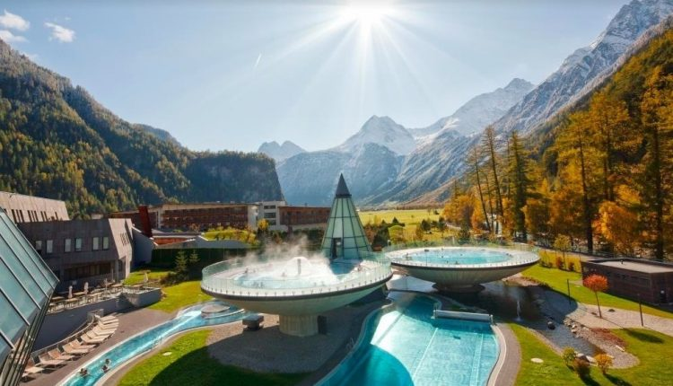 Wellness in Tirol: 4,5* Hotel inkl. Halbpension und Thermenanlage ab 141€