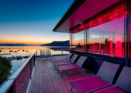 3 – 6 Tage Wellness im Salzburger Land: 4* Hotel inkl. Seeblick, Frühstück, Dinner und Spa ab 179€