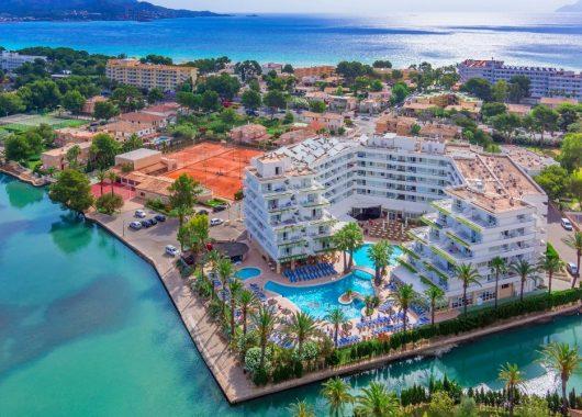 Eine Woche Mallorca im 3,5* Apartment mit All In, Flug und Rail&Fly ab 350€
