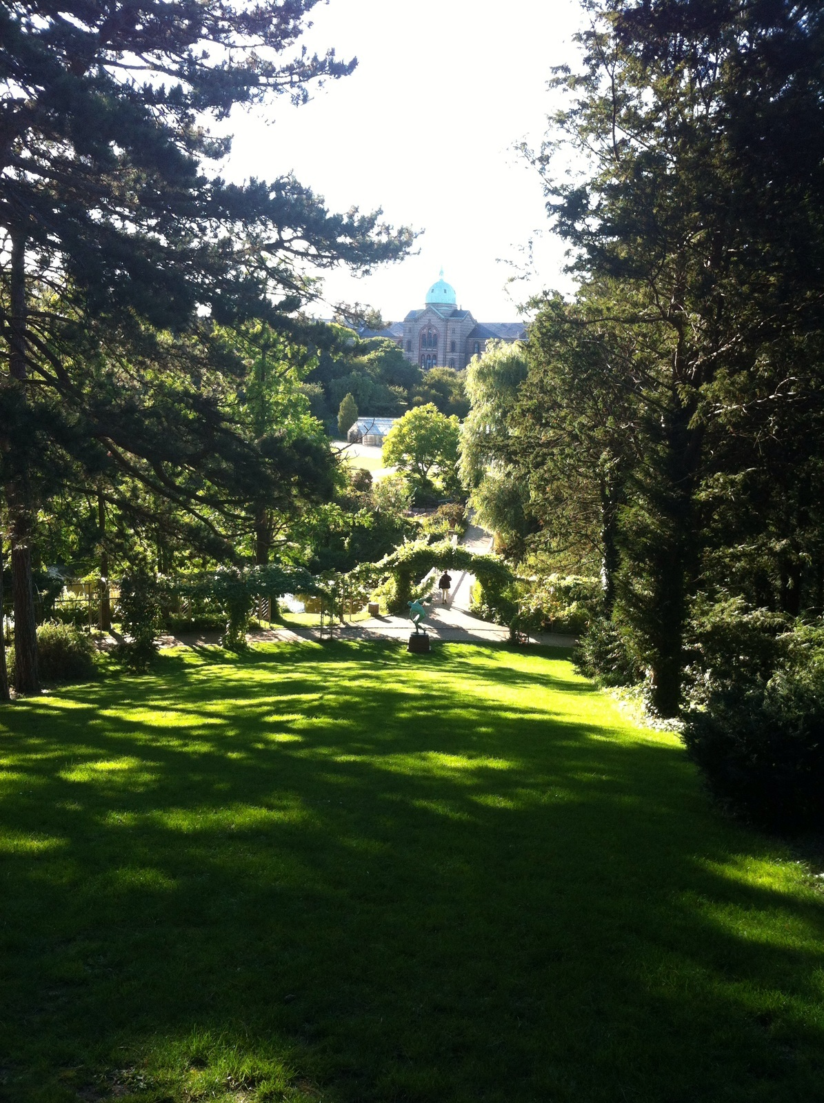 Kopenhagen Reisebericht Botanischer Garten
