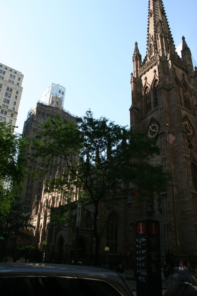 Die Trinity Church