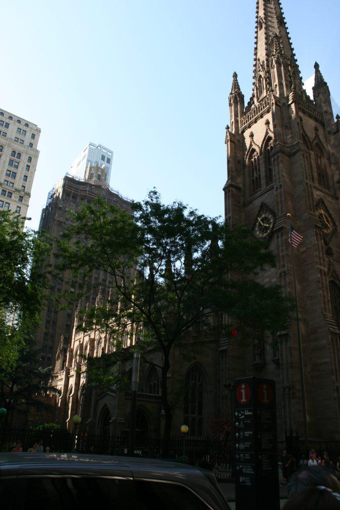 Die Trinity Church