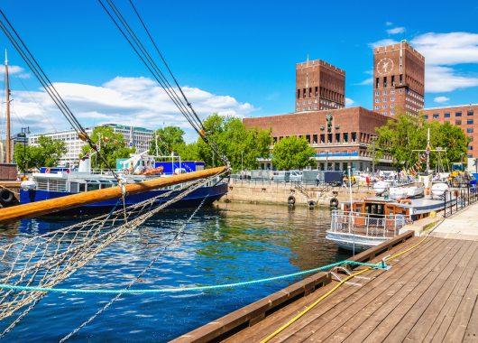 Oslo übers Wochenende: 2 Nächte im 4*Hotel inkl. Flug und Frühstück für 184€