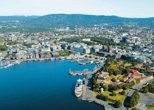 Kombination aus Kreuzfahrt und Städtetrip – in 5 Tagen Oslo entdecken inkl. Hotel, Frühstück und Überfahrt