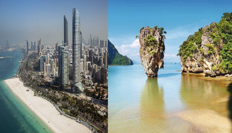 Abu Dhabi und Thailand – 15 Tage in erstklassigen Hotels inkl. Flügen, Transfers und Rail&Fly für 1099€