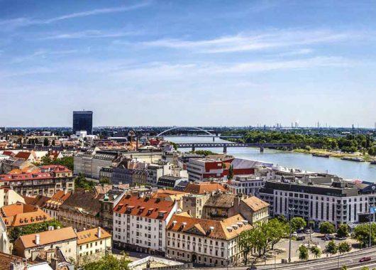 Städetrip – Bratislava: 3 Tage in die slowakische Hauptstadt im 4*Hotel inkl. Frühstück für 82€