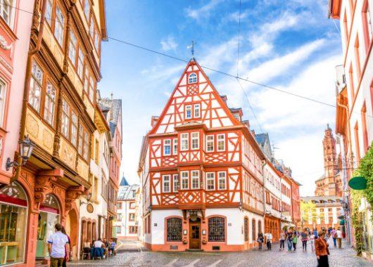 Mainz: 2 oder 3 Tage im sehr guten 4* Hotel inkl. Frühstück & Dinner + Eintritt zum ZDF-Fernsehgarten für 59€