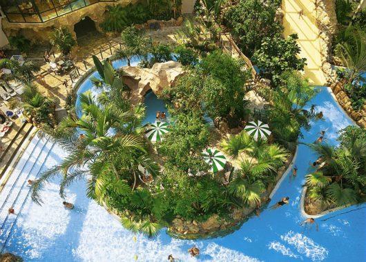 4 Tage Center Parcs Hochsauerland im Hotel oder Ferienhaus ab 70,50€ pro Person