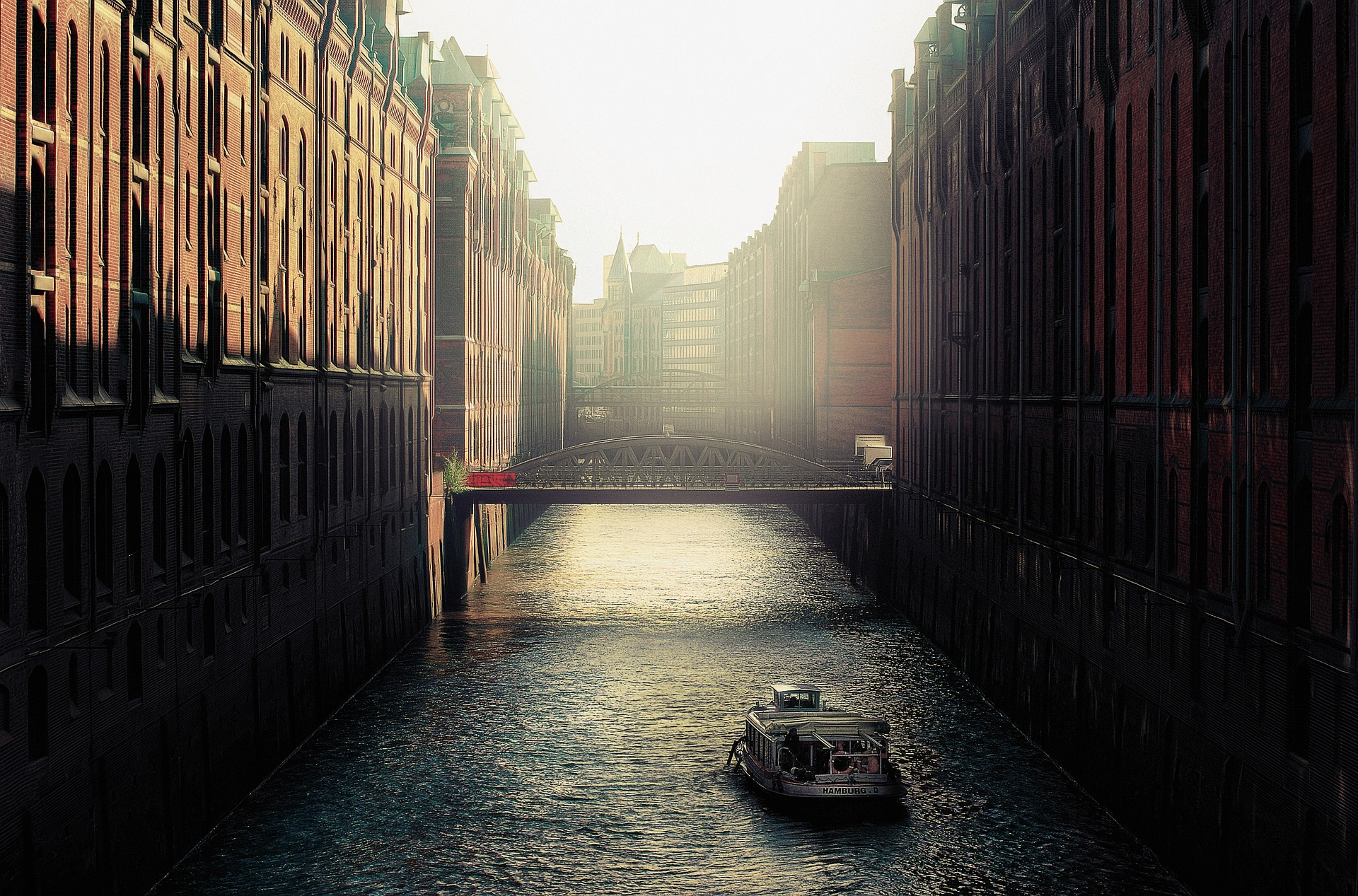 Hafenrundfahrt Hamburg Barkasse