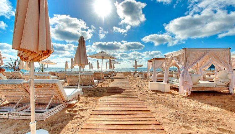5 Tage Ibiza im berühmt-berüchtigten 5* Hotel Ushuaïa Ibiza Beach mit Flügen ab 274,50€