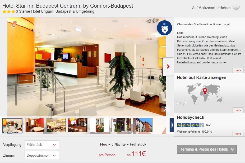 4 tage budapest im 3 hotel inkl fr hst ck und flug ab 111. Black Bedroom Furniture Sets. Home Design Ideas