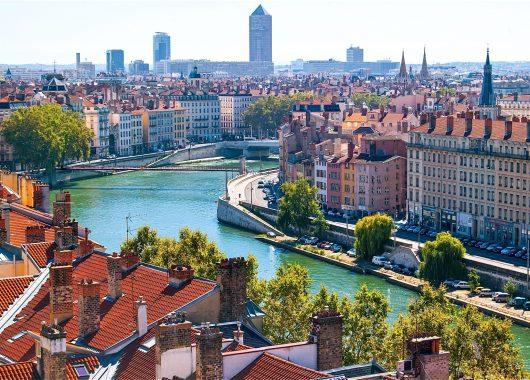 Städtereise Lyon: 2 Übernachtungen im 3*Hotel inkl. WLAN und Parkplatz ab 45€ pro Person