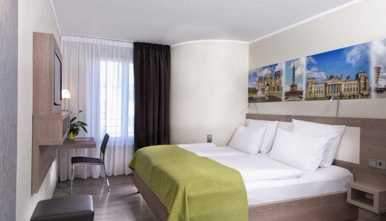 Berlin: Doppelzimmer im Top 4* Hotel ab nur 39€ pro Person und Nacht inkl. Frühstück