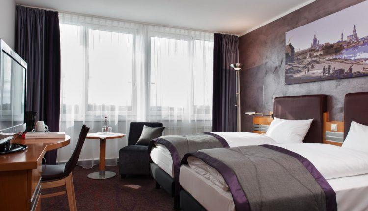 Dresden: 3 bis 5 Tage im sehr guten 4* Hotel Wyndham Garden inkl. Frühstück und Abendessen ab 75€ pro Person