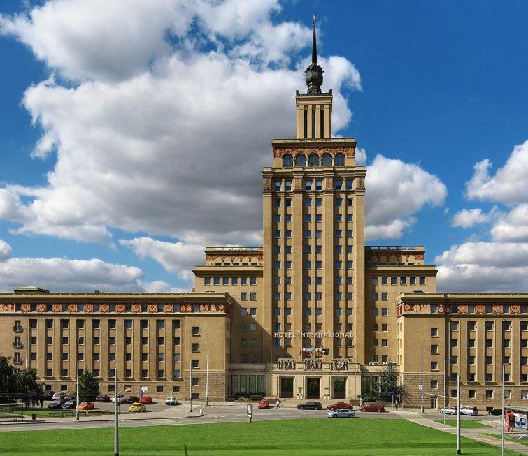 Prag hotel