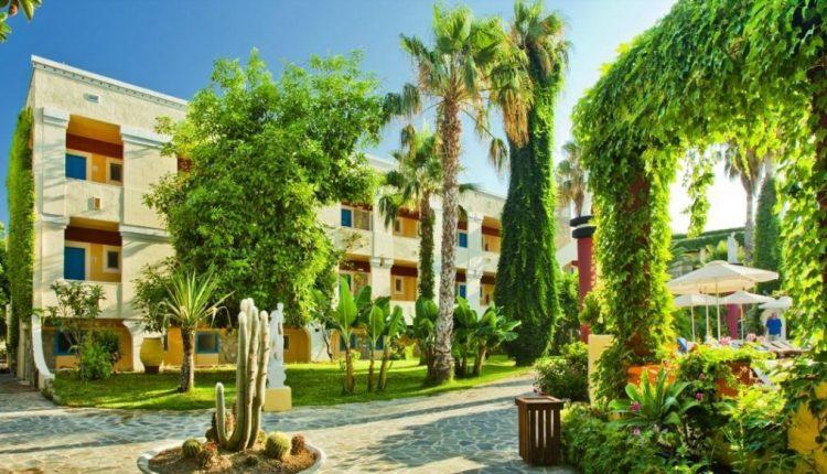 Lastminute: 2 Wochen Kos im 3,5* Hotel mit All Inclusive, Flug und Transfer ab 459€