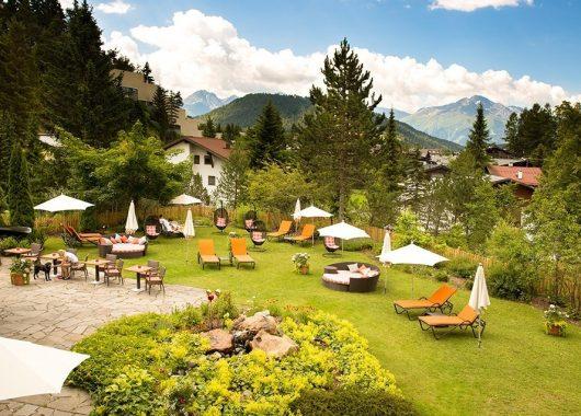 3 Tage Erholung in der Tiroler Bergwelt: 4,5* Hotel inklusive Vollpension und Spa ab 169€