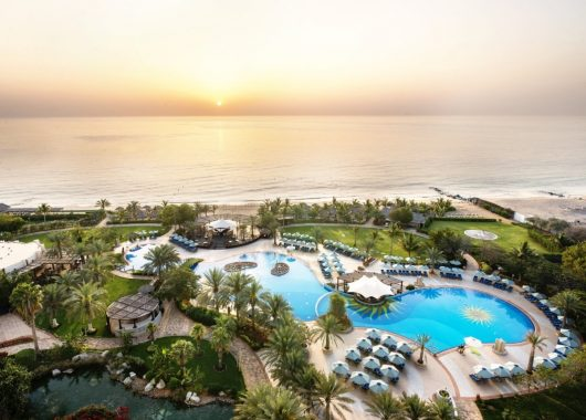 Eine Woche Fujairah im 5* Hotel inkl. Frühstück, Flug, Rail&Fly und Transfer ab 494€