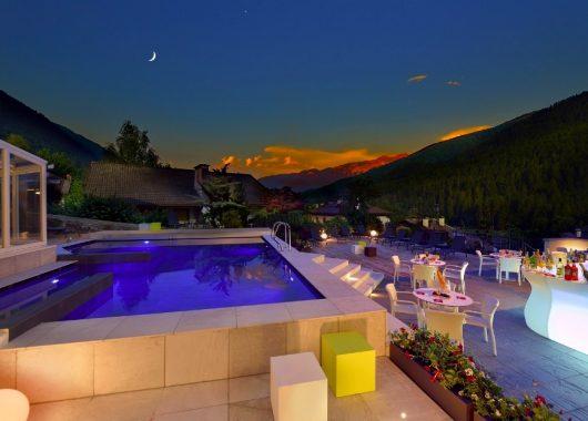 4 Tage Wellness in Trentino: 4* Hotel inkl. Halbpension und Val di Sole Card für 162€ pro Person