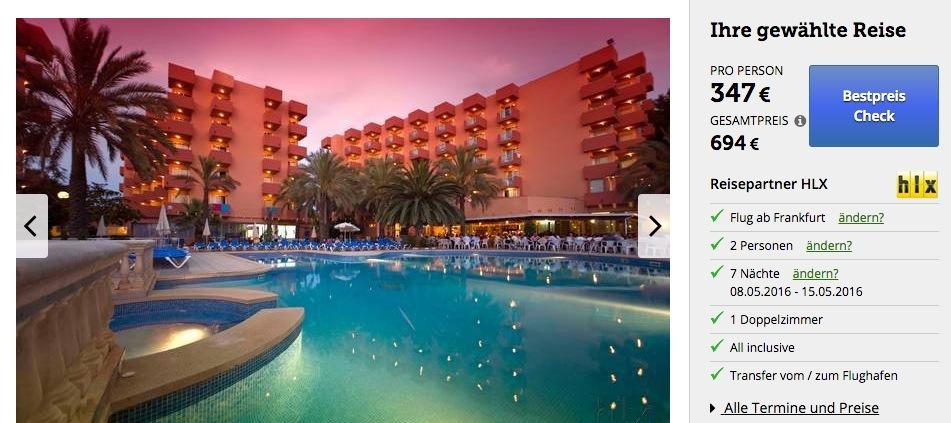 Dubai Hotel Und Flug All Inclusive